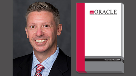 Jim Barber is the new Oracle Research Journal editor